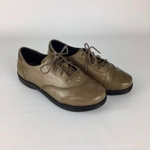 SAS Lace Up Comfort Walking Shoes 7 XW Extra Wide